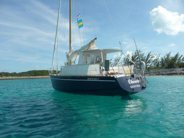 Mouillage de Georgetown, Bahamas.JPG